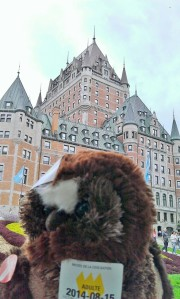 Chateau Frontenac Aug 2014