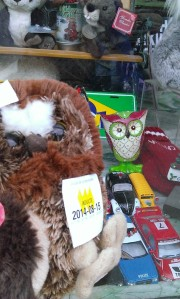 Owlie store window pic 1