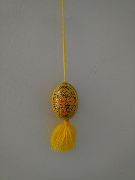 Pysanska souvenir egg