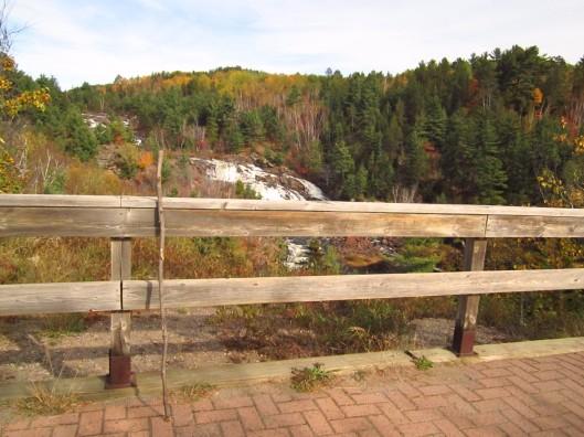 AY Jackson lookout at Onaping Falls